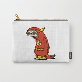 Funny Sloth Shirt The Flash The Neutral Carry-All Pouch