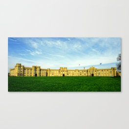 Virginia Military Institute Barracks Canvas Print