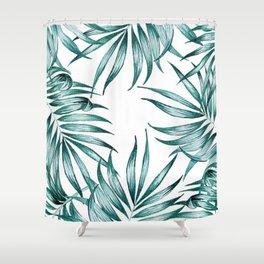 Island Life #society6 #decor #buyart Shower Curtain