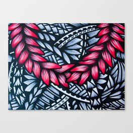 Ula Fala Canvas Print