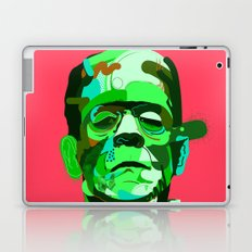 Frank. Laptop & iPad Skin