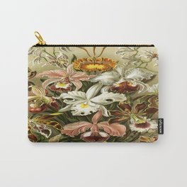 Ernst Haeckel Kunstformen der Nature Orchids Carry-All Pouch