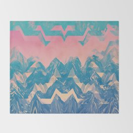 Valley Throw Blanket