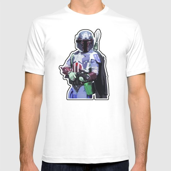 Captain Fett T-shirt