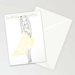 Marion  Stationery Cards