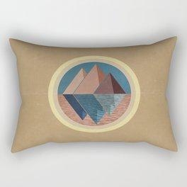 Mitzraim Dream Rectangular Pillow