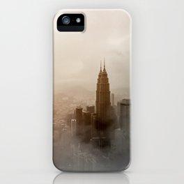 Kuala Lumpur, Malaysia iPhone Case