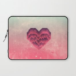 Interstellar Heart IV Laptop Sleeve