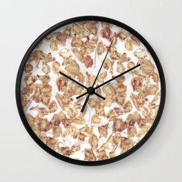 Fish maw Wall Clock
