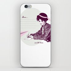Lady Jane iPhone & iPod Skin