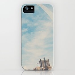 the gateway to the west ... iPhone Case