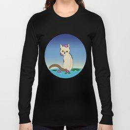 Lilly kitten Long Sleeve T-shirt