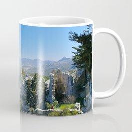 St. Hilarion Castle Coffee Mug