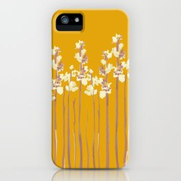 Marshmallows in Gold iPhone Case