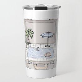 Pool To Go Travel Mug