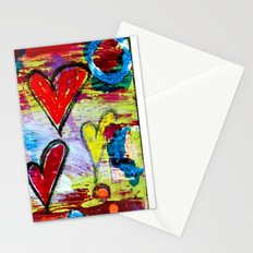 Love and Laughter Stationery Cards