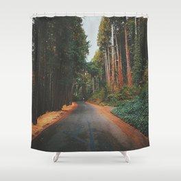 Eugene - Skinners Butte Shower Curtain