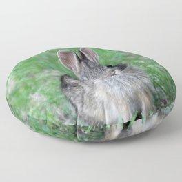 Bunny 2 Floor Pillow