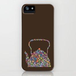 teapot / tetera iPhone Case