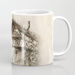 Steampunk House Coffee Mug