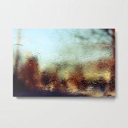 windshield life Metal Print