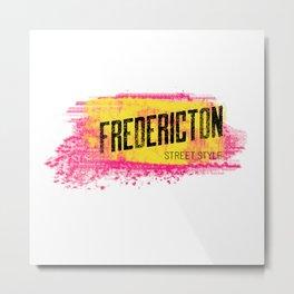 Fredericton, New Brunswick / Nouveau Brunswick Metal Print