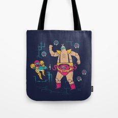 father brain Tote Bag