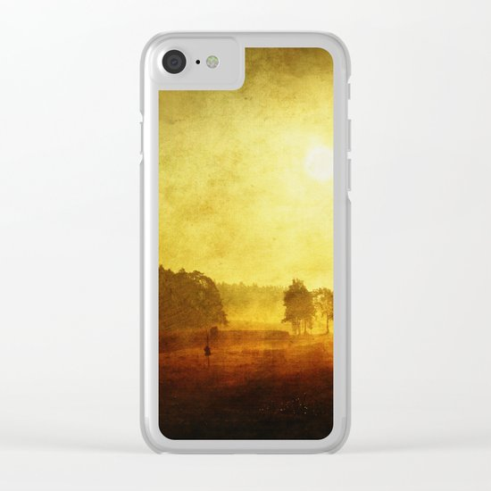 Lumiere Clear iPhone Case