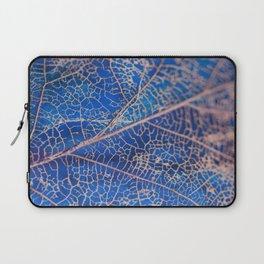 lovely leaf vein Laptop Sleeve