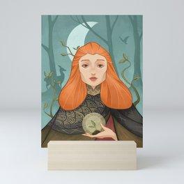 Druid Mini Art Print