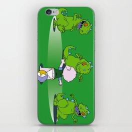 Jurassic Baby iPhone Skin