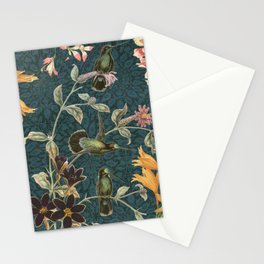 Blue Hummingbird Stationery Cards