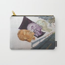 Becoming Conscience Carry-All Pouch
