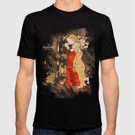 The Invention of the Kiss T-shirt