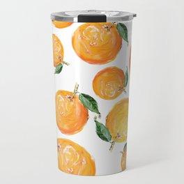Rome Forest Oranges Travel Mug
