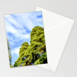 Tree Art Twi Stationery Cards