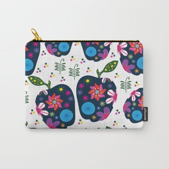 Fantasy  Apple pattern  Carry-All Pouch