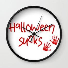It sucks! Wall Clock