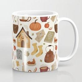 Autumn Cottage Days Coffee Mug