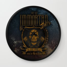 Immortan Joe´s Craft Beer. Wall Clock