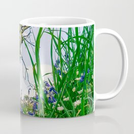 Amongst the Dusty Bluebells Coffee Mug