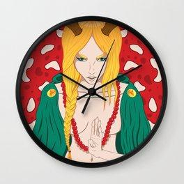 Whisperer Wall Clock