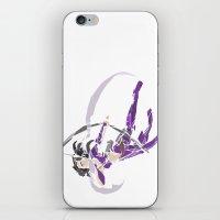 kate bishop iPhone & iPod Skins featuring Kate Bishop  by Tegan New