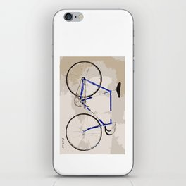 The Gios Track Bike iPhone Skin