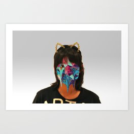 Crysta Clear Art Print