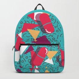 Pills Pattern 014 Backpack