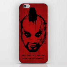 Far Cry 3 - The Definition of Insanity iPhone & iPod Skin