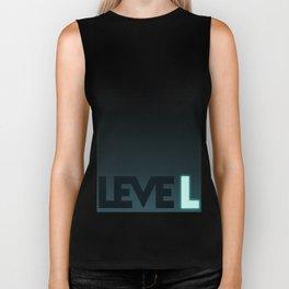 leveL - Title Biker Tank