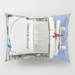 Ferretti 881 Powerboat Pillow Sham