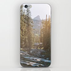 Sunset in the Backcountry iPhone & iPod Skin